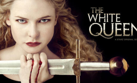 DVD Giveaway: Win The White Queen Season 1 on DVD