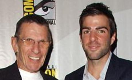 Zachary Quinto Speaks on Being Named the New Spock