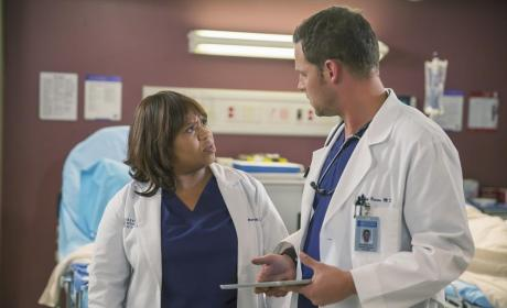 Say What, Karev?!? - Grey's Anatomy Season 11 Episode 9