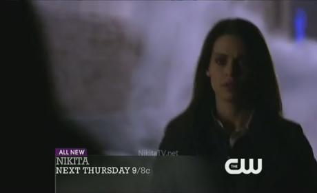 "Nikita Episode Trailer: ""Alexandra"""