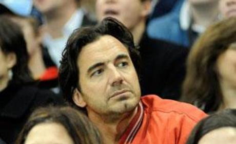 Thorsten Kaye Cheers on, Blogs About, Detroit Red Wings