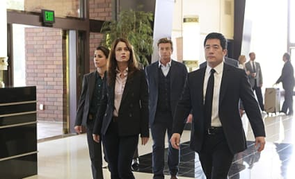The Mentalist Season 7 Episode 8 Review: The Whites of His Eyes