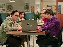 The Big Bang Theory Season 4 Episode 19