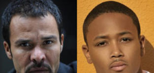 Michael Irby and Romeo Miller: Cast on The Cape