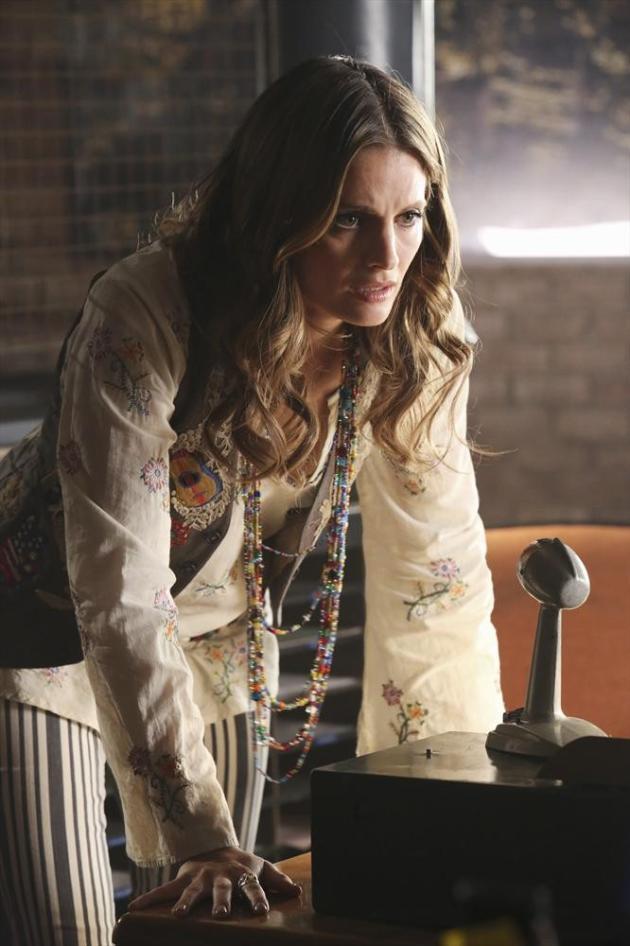 Beckett in Beads