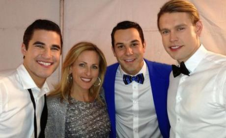 Marlee Matlin to Judge Nationals on Glee Season 5