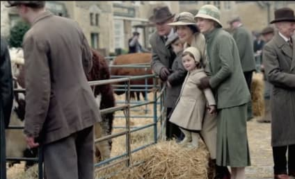 Downton Abbey Season 6 Episode 2 Review: I'll Discuss It With My Pigman