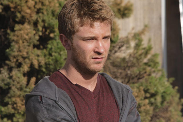 Michael Welch as Mack Thompson