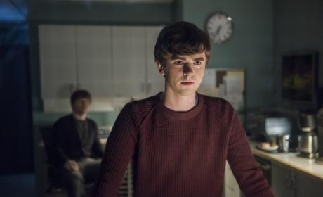 Norman Struggles - Bates Motel