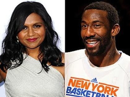Mindy and Amare