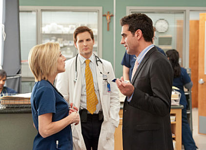 Watch Nurse Jackie Season 4 Episode 10 Online