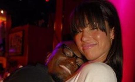Taye Diggs the Ladies in Vegas