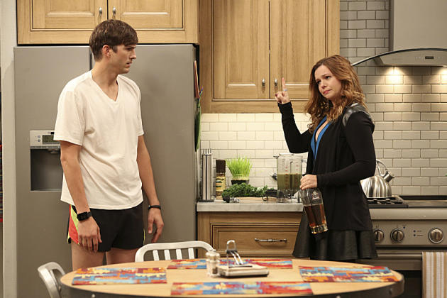 Amber Tamblyn on Two and a Half Men