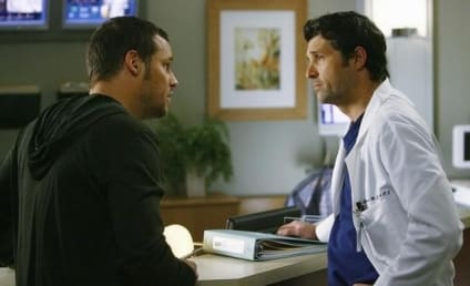 Grey's Anatomy Caption Contest CLVIII