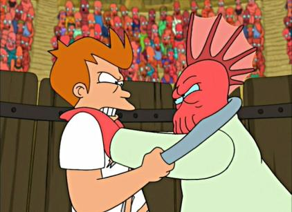 Watch Futurama Season 2 Episode 9 Online