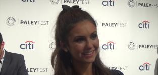 Nina Dobrev PaleyFest 2014 Interview