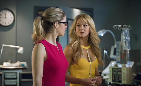 What? - Arrow Season 3 Episode 18
