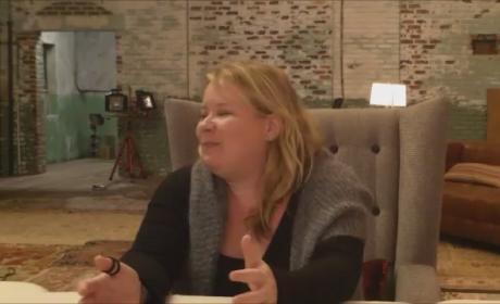 Julie Plec Talks Delena Rain Kiss, Jaiden Romance on The Originals: Watch Now!
