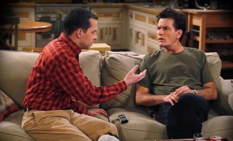 "Two and a Half Men Review: ""That Darn Priest"""