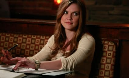 Sara Canning Teases Tension to Come on The Vampire Diaries