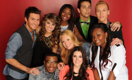American Idol Results: The Top 8 Are...