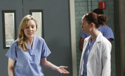 Grey's Anatomy Caption Contest CXXXIV