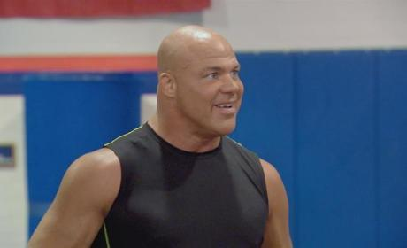 Kurt Angle on Duck Dynasty