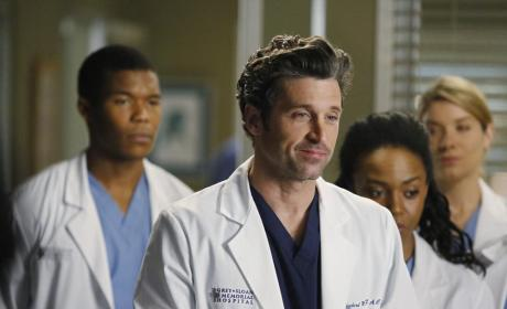 Patrick Dempsey: Planning Return to Primetime ... Already?