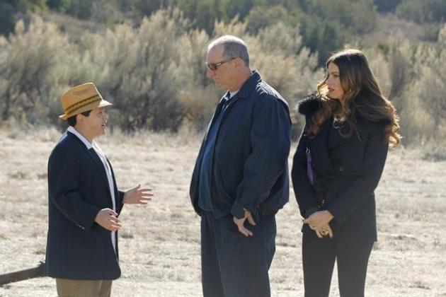 Manny, Jay, & Gloria On The Road