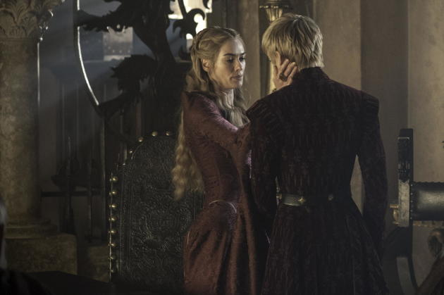 Cersei and Joffrey