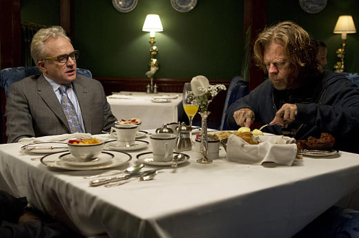 Bradley Whitford on Shameless