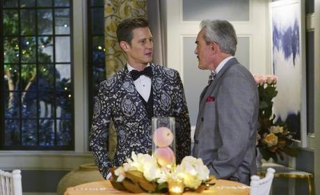 Nolan's Tuxedo - Revenge Season 4 Episode 14