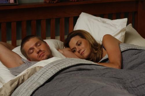 Lucas and Peyton