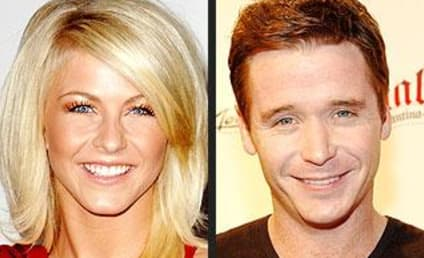 Julianne Hough: Not Dating Kevin Connolly