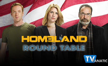 "Homeland Round Table: ""New Car Smell"""