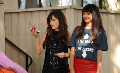 New Girl Season 4 Episode 18 Review: Walk of Shame