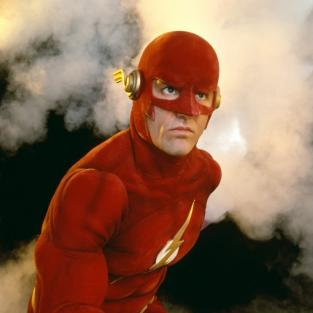 John Wesley Shipp as The Flash