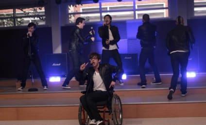 "Glee Preview: ""Vitamin D"""