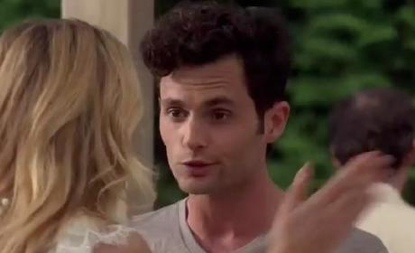 Gossip Girl Season 6 Premiere Clip - Dan Gets Slapped (Twice)