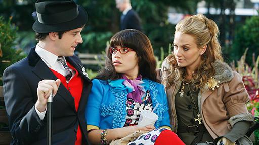 Marc, Betty and Amanda Plot
