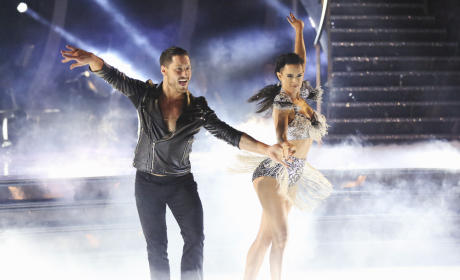 Rumer and Val: Foxtrot - Dancing With the Stars Season 20 Episode 2