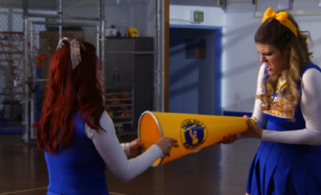Cheerleading Dominance - Awkward Season 4 Episode 18