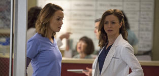 Grey's Anatomy Photo Preview: The Toughest Lessons