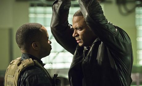 Nothing you can say - Arrow Season 4 Episode 20