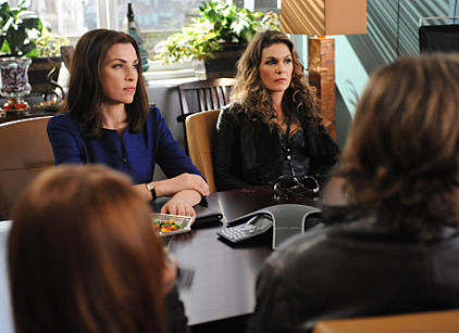 Watch The Good Wife Season 1 Episode 21 Online