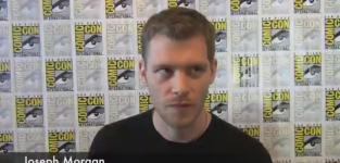 Joseph Morgan Comic-Con Q&A