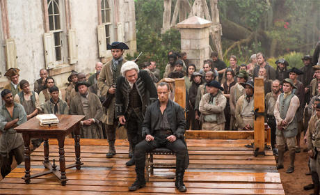 Black Sails Season 2 Episode 10 Review: XVIII