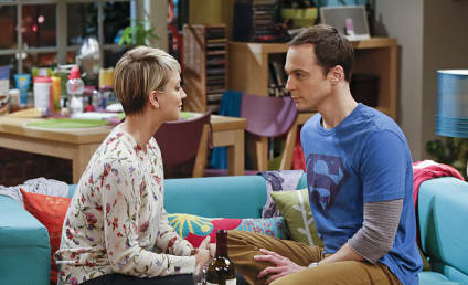 The Big Bang Theory Season 8 Episode 16 Review: The Intimacy Acceleration