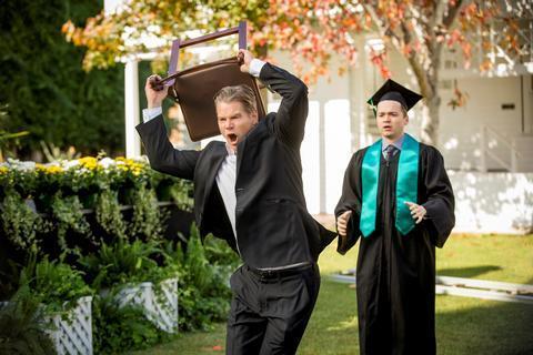 Travis' Graduation