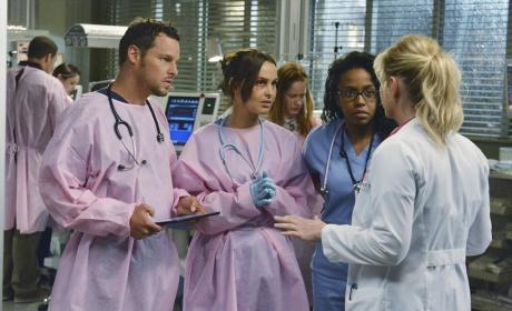 Grey's Season 9 Finale Pic